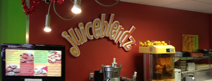 JuiceBlendz®/YoBlendz® is one of Favorite places in Wilton Manors, FL.
