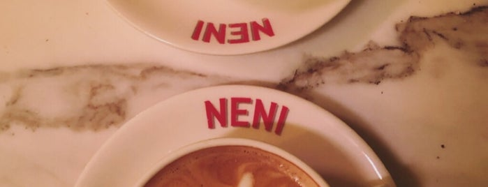 Neni Brasserie is one of Gidilecekler.