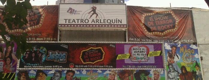 Teatro Arlequín is one of Tempat yang Disimpan Chelsea.