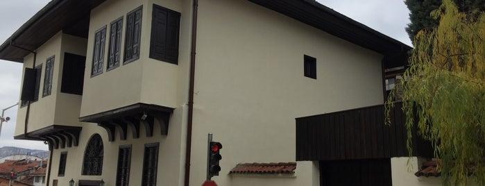 Piribaşlar Kültür Evi is one of Burdur.