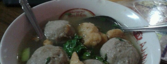 Bakso Telkom is one of ZRezhia's Favorite Food.