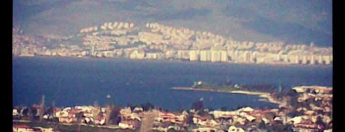 SGK Narlıdere Dinlenme ve Bakımevi is one of Orte, die İlker gefallen.