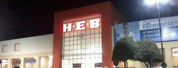 H-E-B is one of Locais curtidos por Mónica.