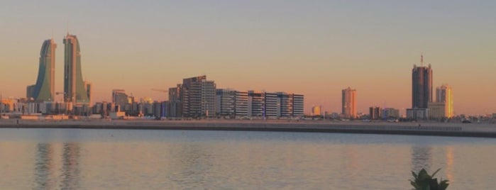Water Garden City is one of Bahrain.