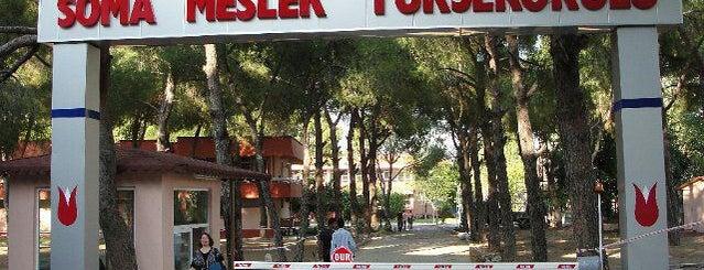 Soma Meslek Yüksekokulu is one of Eren : понравившиеся места.
