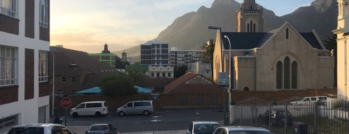 Bree Street is one of Cape Town.