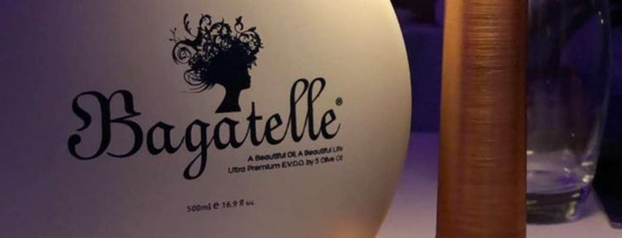 Bagatelle London is one of London.