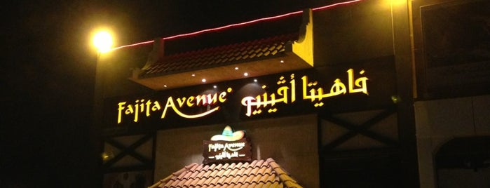Fajita Avenue is one of Restaurants in Riyadh.