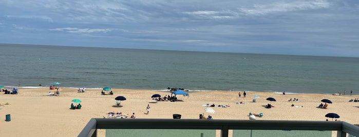 Ocean City, MD is one of Tempat yang Disukai Mark.