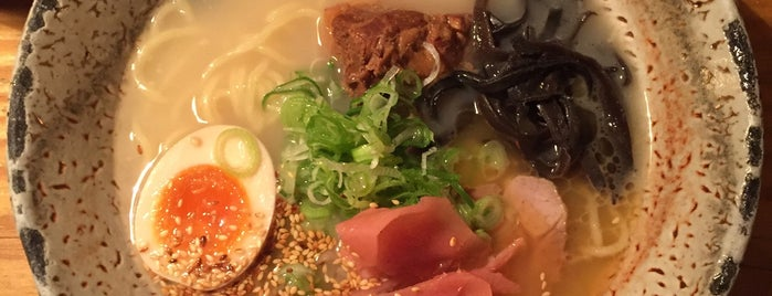 Cocolo Ramen is one of Favorites.