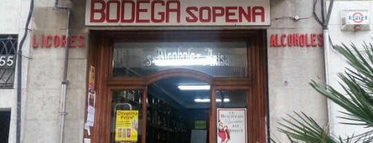 Bodega Sopena is one of Bodegas.