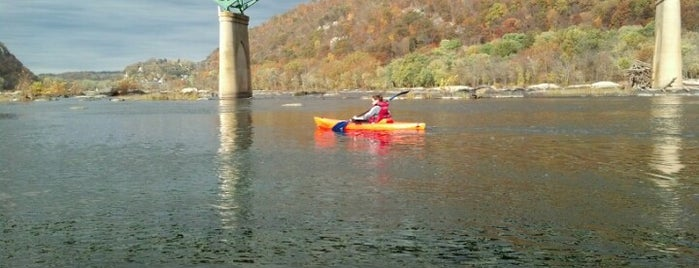 Harpers Ferry Adventure Center is one of Tempat yang Disimpan Queen.