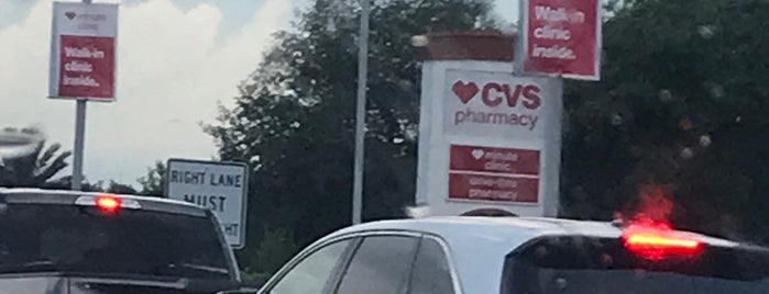 CVS pharmacy is one of Lieux qui ont plu à Andrii.