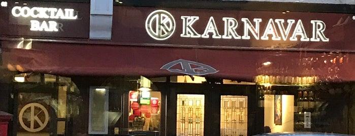 Karnavar Restaurant is one of Jason 님이 좋아한 장소.