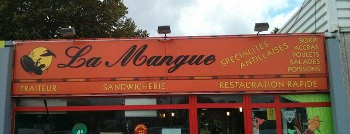 La Mangue is one of Lugares favoritos de Kevin.