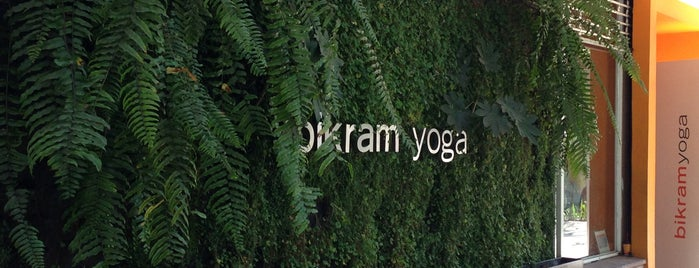 Bikram Yoga is one of Hipsterland.