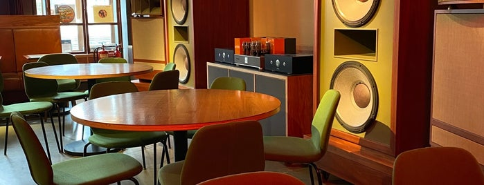 Spiritland King's Cross is one of Locais salvos de Dmitry.