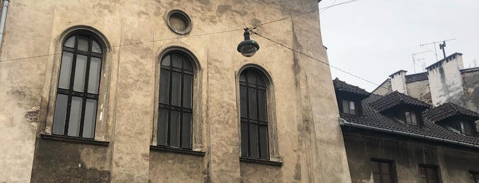 Kazimierz is one of Tempat yang Disukai Sies.