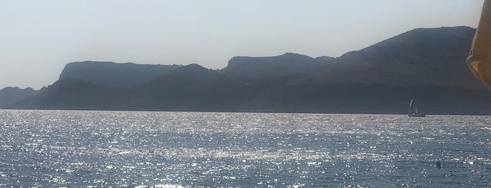 Aquarius Beach is one of Kaş.