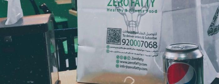 Zero Fatty is one of SULTAN'ın Beğendiği Mekanlar.