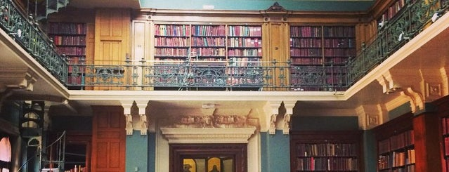 V&A Reading Rooms is one of Around The World: London.