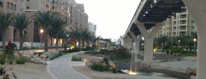 Al Ittihad Park is one of Tempat yang Disukai Fred.