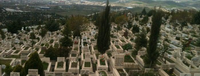 Karşıyaka Mezarlığı is one of Tülay'ın Beğendiği Mekanlar.