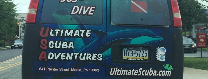 Ultimate Scuba Adventures is one of PA.