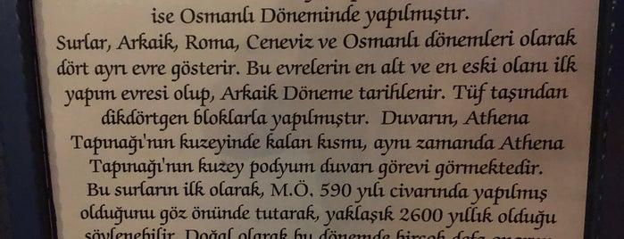 Kybele Açık Hava Tapınağı is one of İzmir.