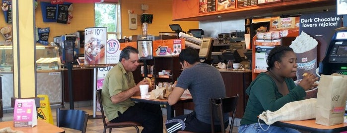 Dunkin' is one of Guide to Miami's Hot Spots.