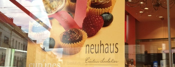 Neuhaus is one of Lugares favoritos de Gordon.