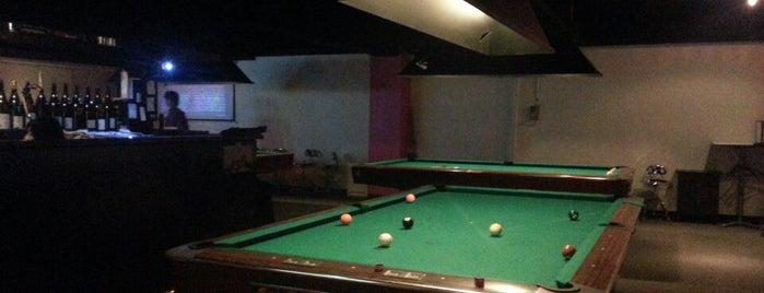 pool&darts EDGE is one of 行きたいとこ.