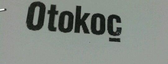 Otokoç is one of Locais curtidos por Fatih Mehmet.