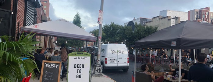 Wild East Brewing Co. is one of NYC Drinks.