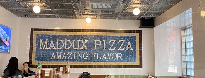 Maddux Pizza is one of Shinsa.