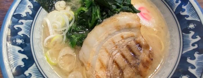 麺屋 武士道 船橋店 is one of Funabashi・Ichikawa・Urayasu.