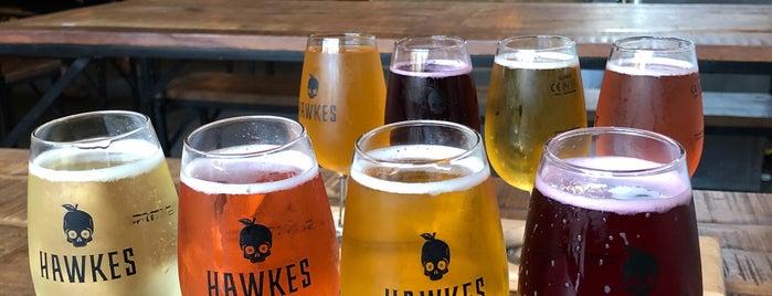 Hawkes Cidery & Taproom is one of Posti che sono piaciuti a Carl.