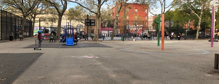 American Playground is one of Nice Greenpoint Spots.