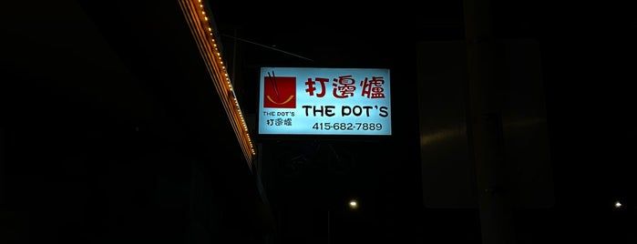 The Pot's is one of Restaurants I've tried.