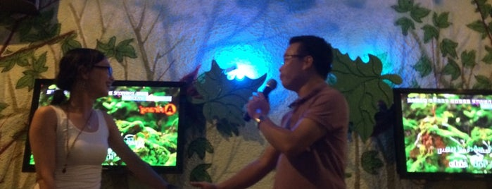 King Karaoke is one of Pre-Foursquare: SAIGON.