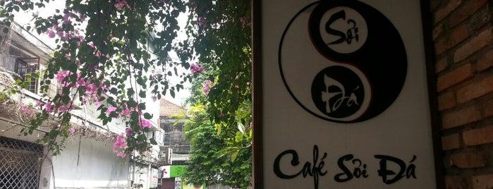 Cafe Sỏi Đá is one of ăn hàng.
