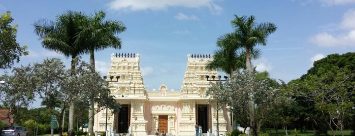 Shiva Vishnu Temple is one of Miami.