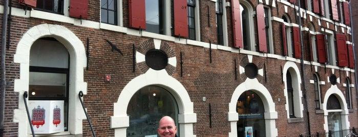 Academie van Bouwkunst is one of Monuments ❌❌❌.