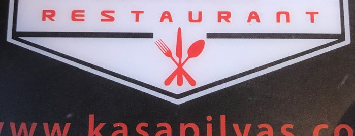 Kasap İlyas SteakHouse is one of Istanbul.
