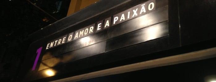 Estação NET Rio is one of Cine Paradiso.