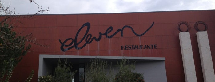 Eleven is one of The World's Best Restaurants.