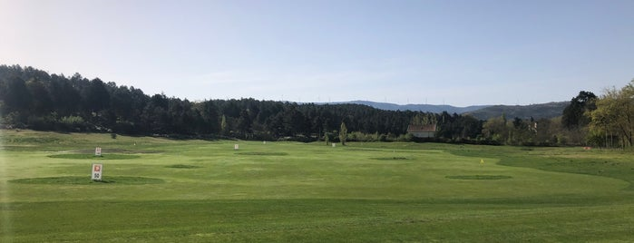 Vidago Palace Golf Course is one of Orte, die MENU gefallen.