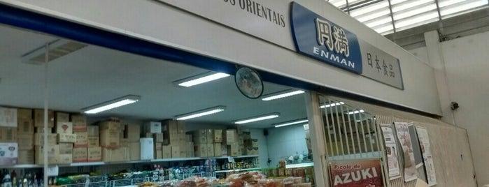 Enman Produtos Orientais is one of Orte, die Adriana gefallen.