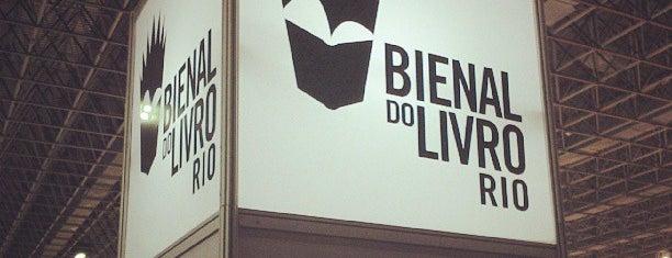 Bienal do Livro Rio is one of Posti che sono piaciuti a Fabiano Santiago.