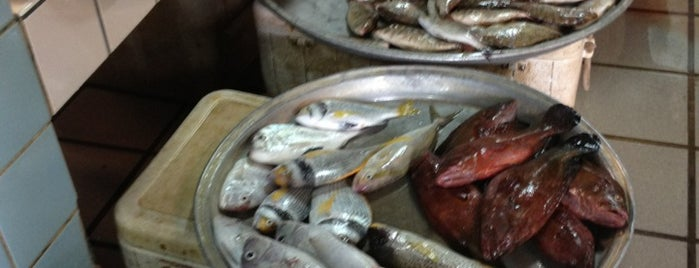 Bahrain Fish Market is one of When in BAHRAIN !.